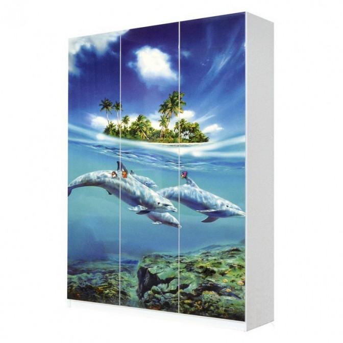 Шкаф Мульти 3Д Мир Мебели