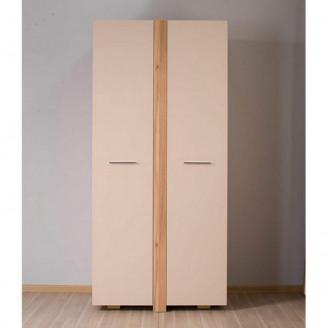 Шкаф двухдверный Прага Embawood