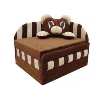 Детский раскладной диван Панда без подушки Вика