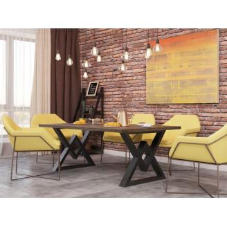 Стол обеденый Astone 120*75 Металл-дизайн