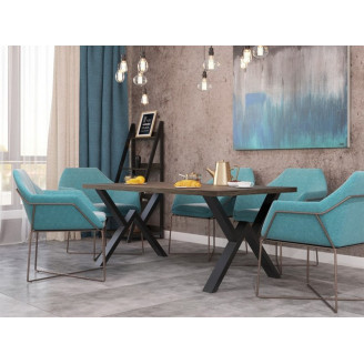 Стол обеденый Winner 120*75 Металл-дизайн