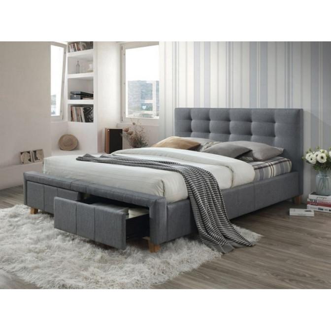 Кровать с ящиками Ascot 160*200 Signal
