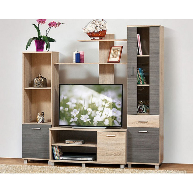 Стенка Виннер 1 Мир Мебели