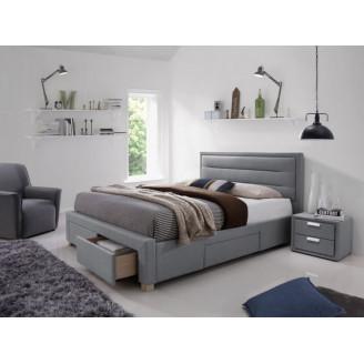 Кровать с ящиками Ines 160*200 Signal