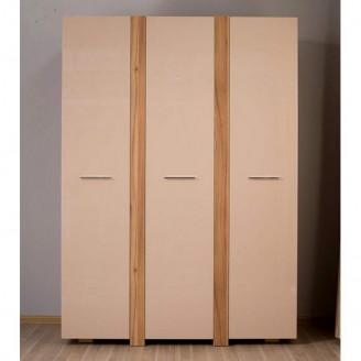 Шкаф трехдверный Прага Embawood