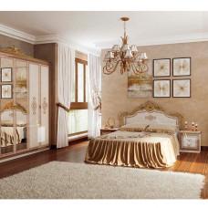 Спальня Дженнифер 4дв MiroMark радика беж