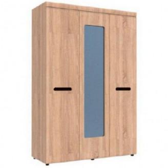Шкаф Аризона 3Д с зеркалом Просто Мебли