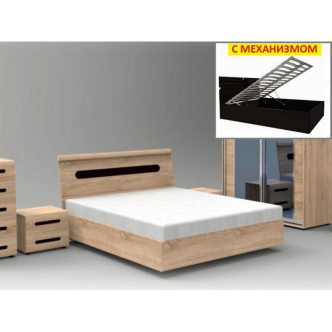 Кровать с механизмом Аризона 140*200 Просто Мебли