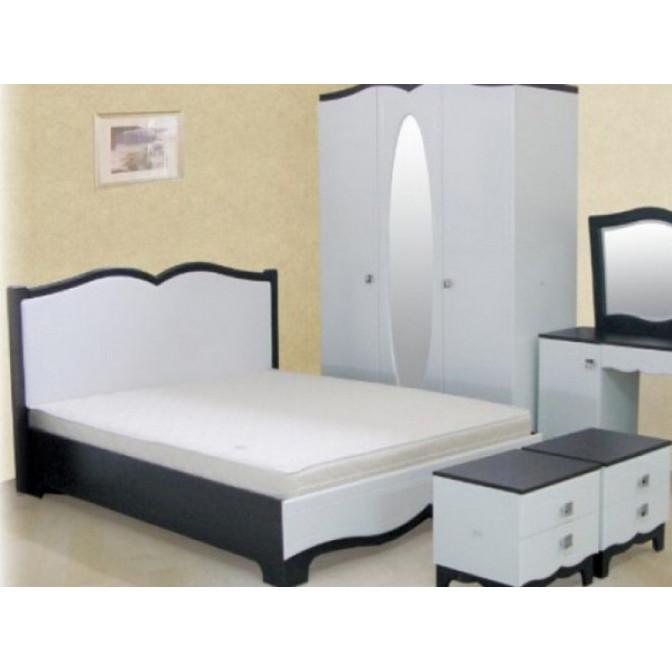 Кровать Тиффани 160*200 Просто Мебли