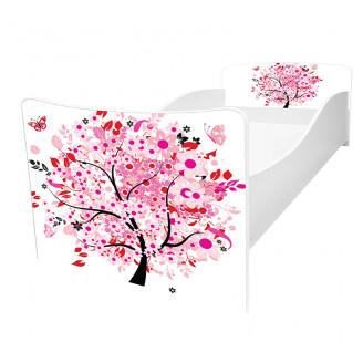 Кровать детская Viorina-deko Kinder-50 Цветущее дерево new