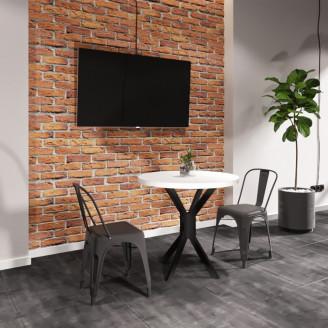 Стол Металл-Дизайн Фолд D80