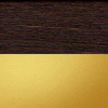 Темный венге-золото+1 076 грн.