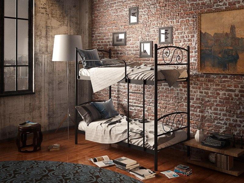 Двухъярусная кровать в магазине Shopomag