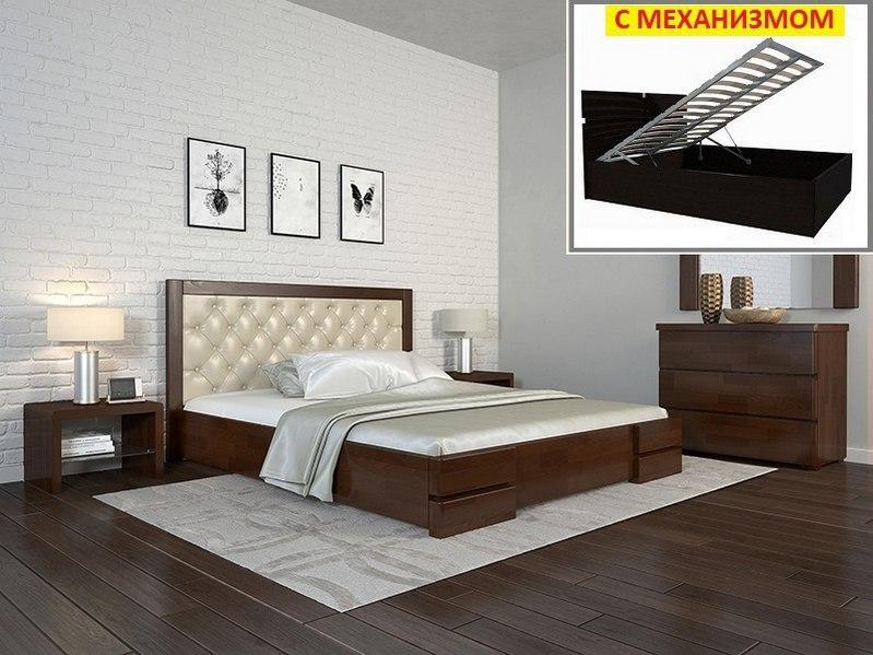 Кровати с подъемным механизмом в магазине Shopomag