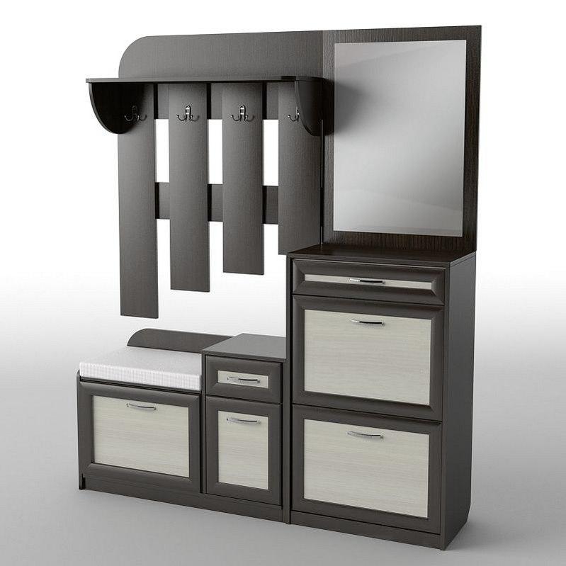 Заказать мебельную стенку для прихожей в магазине Shopomag