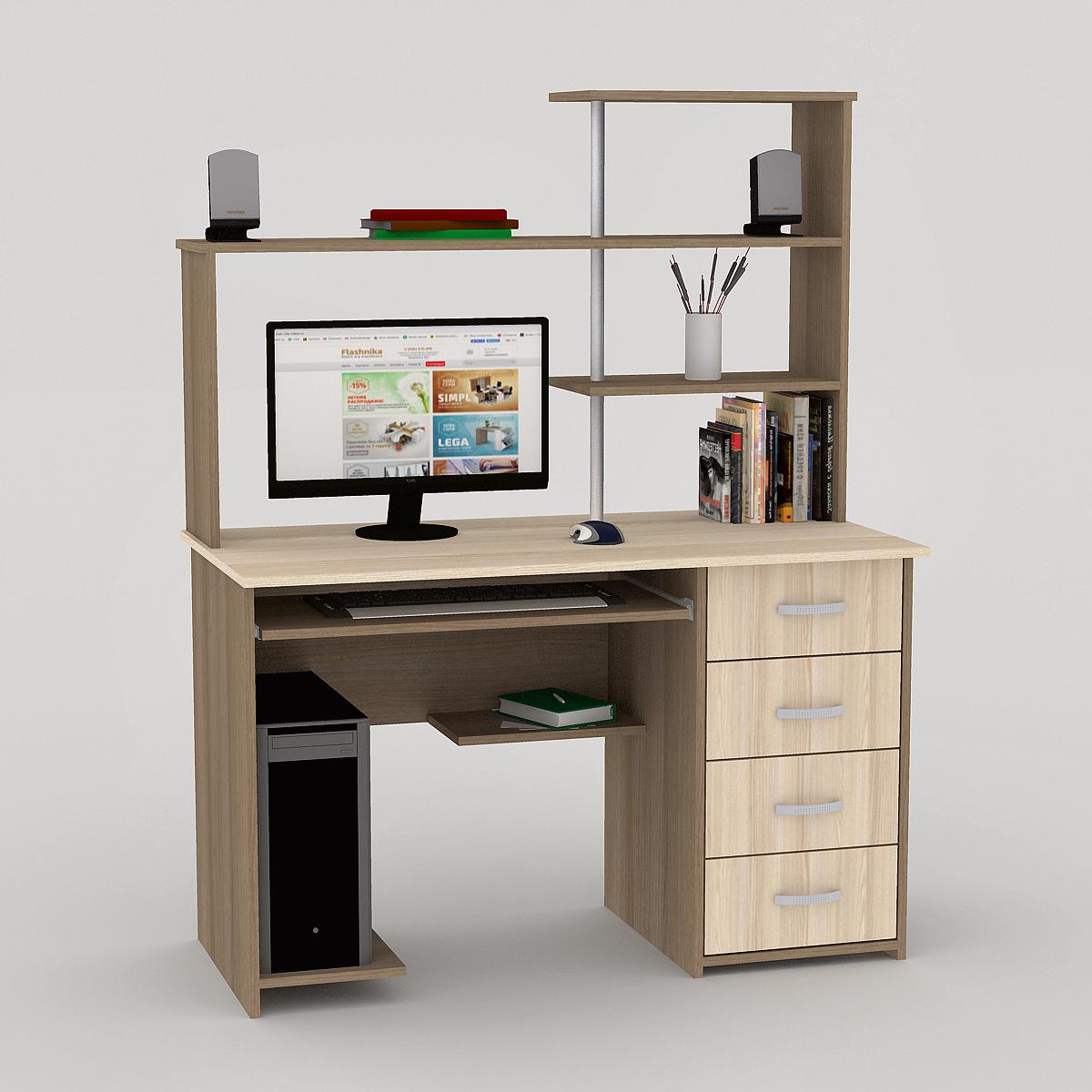 Заказать компьютерный стол в магазине Shopomag