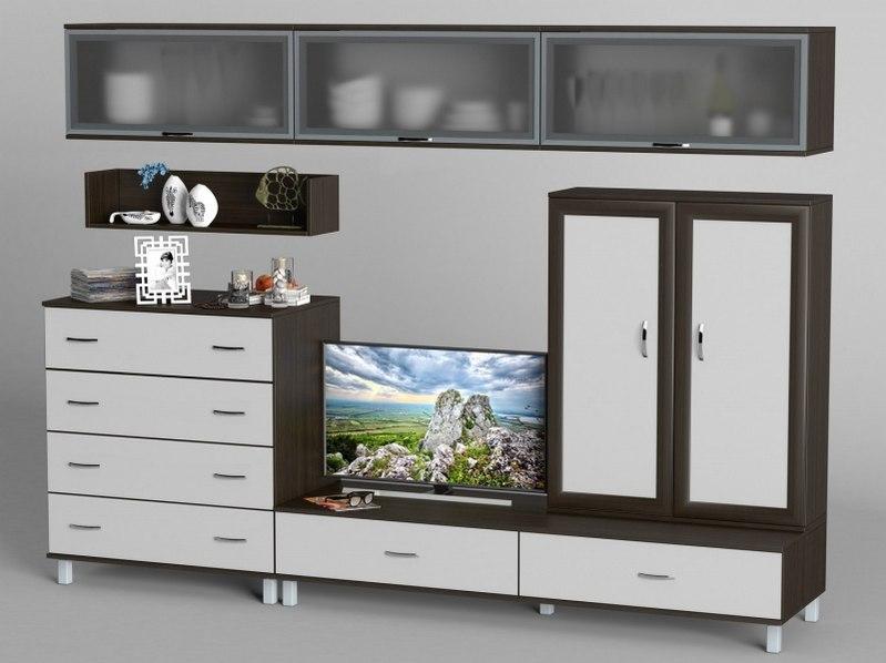 Заказать мебельную стенку для гостиной в магазине Shopomag