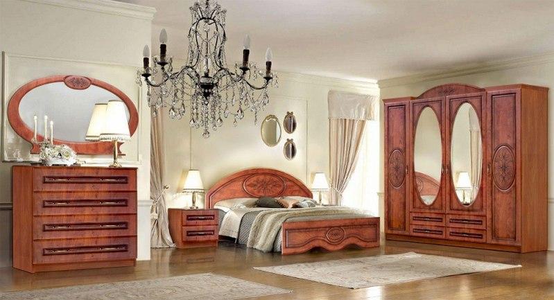 Заказать комплект мебели для спальни в магазине Shopomag